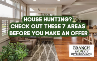 house hunting before you make an offer