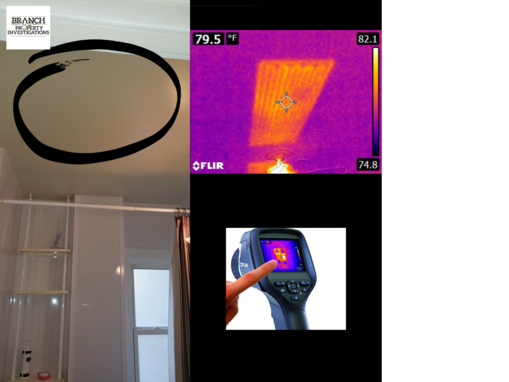 home inspection thermal imaging