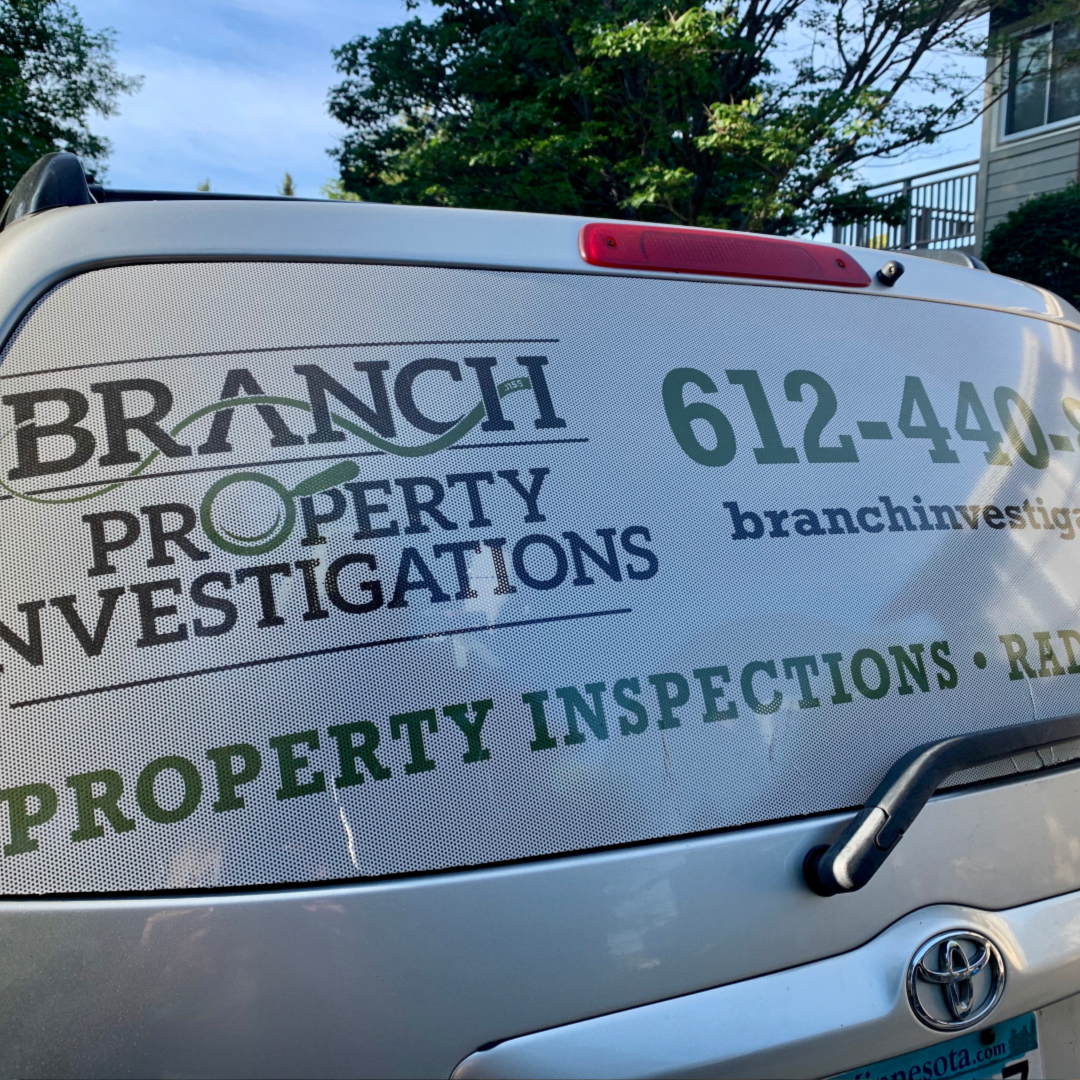 branch home inspection