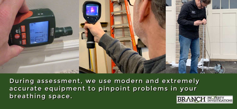 mold test equipment