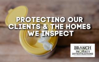 home inspection coronavirus