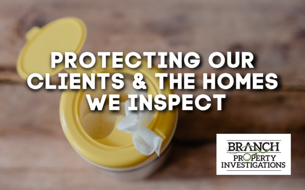 home inspection coronavirus