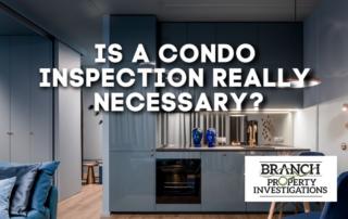 home inspection condo
