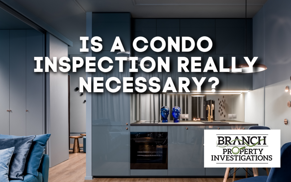 home inspection condo